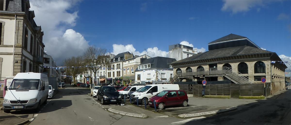 Quel aménagement pour le quartier place Général de Gaulle – rue Dumont d'Urville ?
